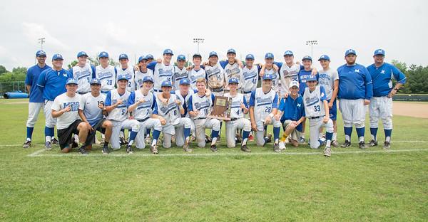 MHS Varsity Baseball 2018 Season