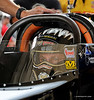 """The, """"NITRO STARE"""" by Doug Kalitta just prior to loosing to Antron Brown in the TOP FUEL finals."""