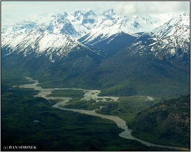 """""""STIKINE RIVER"""", B.C.,Canada / Alaska,USA."""