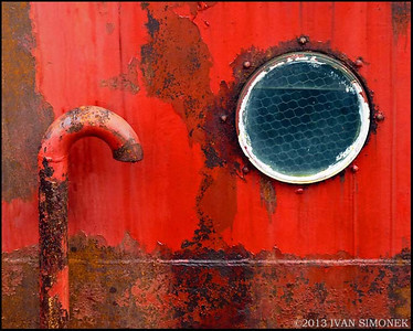 """MARINE DECAY #1"",Wrangell,Alaska,USA."