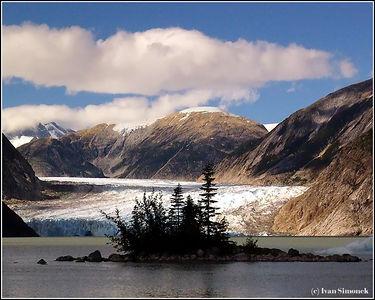 """""""GREAT GLACIER 1"""", B.C.,Canada."""