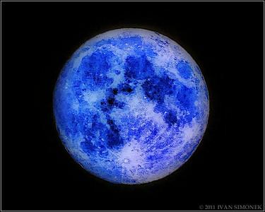 """BLUE MOON""."