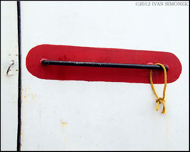 """HANDLE WITH YELLOW ROPE"",tugboat,Wrangell,Alaska,USA."