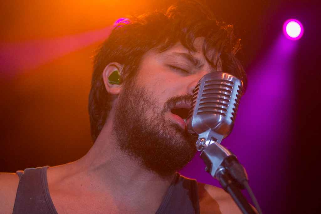 . Young the Giant performing at Mo Pop Fest - Freedom Hill, Sterling Heights - 6/12/14. Photos by Dylan Dulberg/Special to The Oakland Press