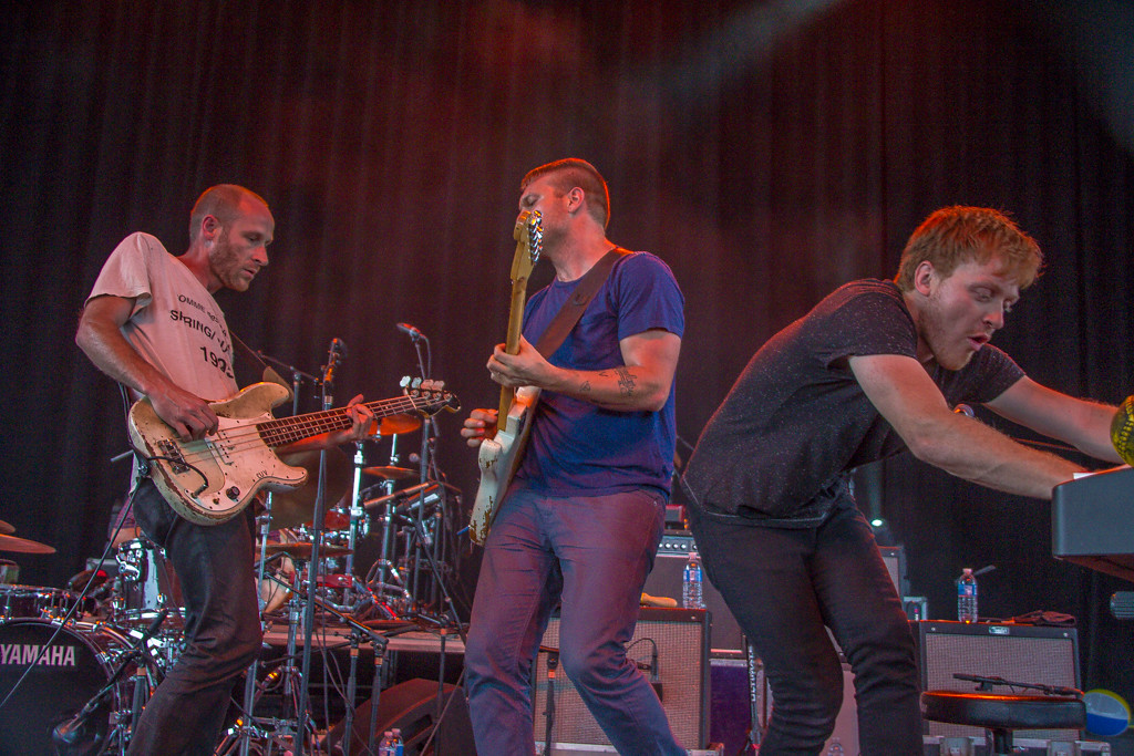 . Cold War Kids performing at Mo Pop Fest - Freedom Hill, Sterling Heights - 6/12/14. Photos by Dylan Dulberg/Special to The Oakland Press