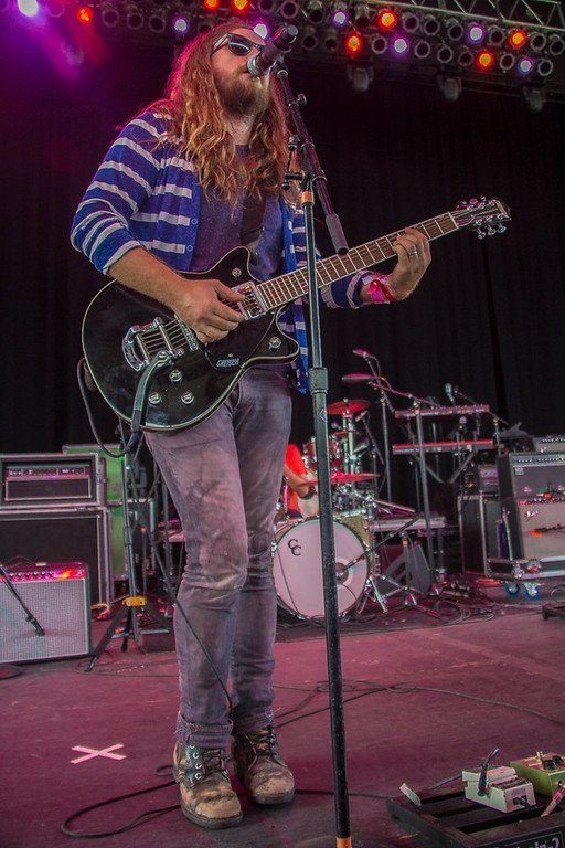 . J Roddy Walston & The Business performing at Mo Pop Fest - Freedom Hill, Sterling Heights - 6/12/14. Photos by Dylan Dulberg/Special to The Oakland Press