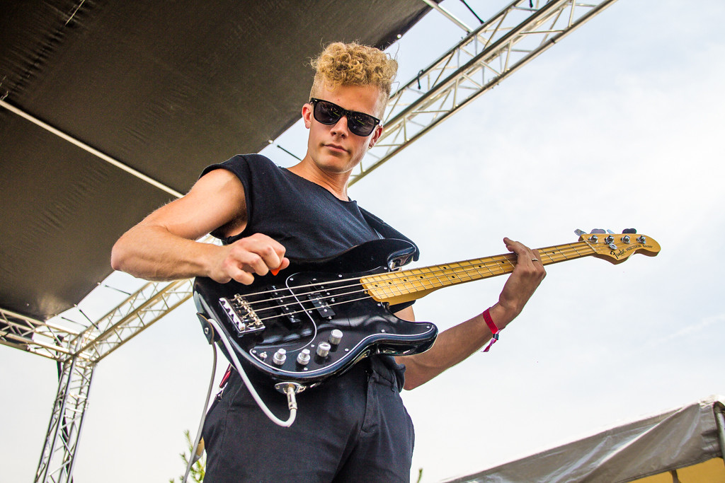 . Wild Cub performing at Mo Pop Fest - Freedom Hill, Sterling Heights - 6/12/14. Photos by Dylan Dulberg/Special to The Oakland Press