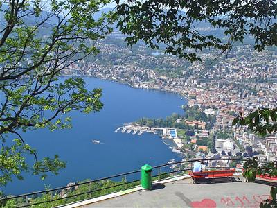 MONTE  BRE - Lugano - Switzerland