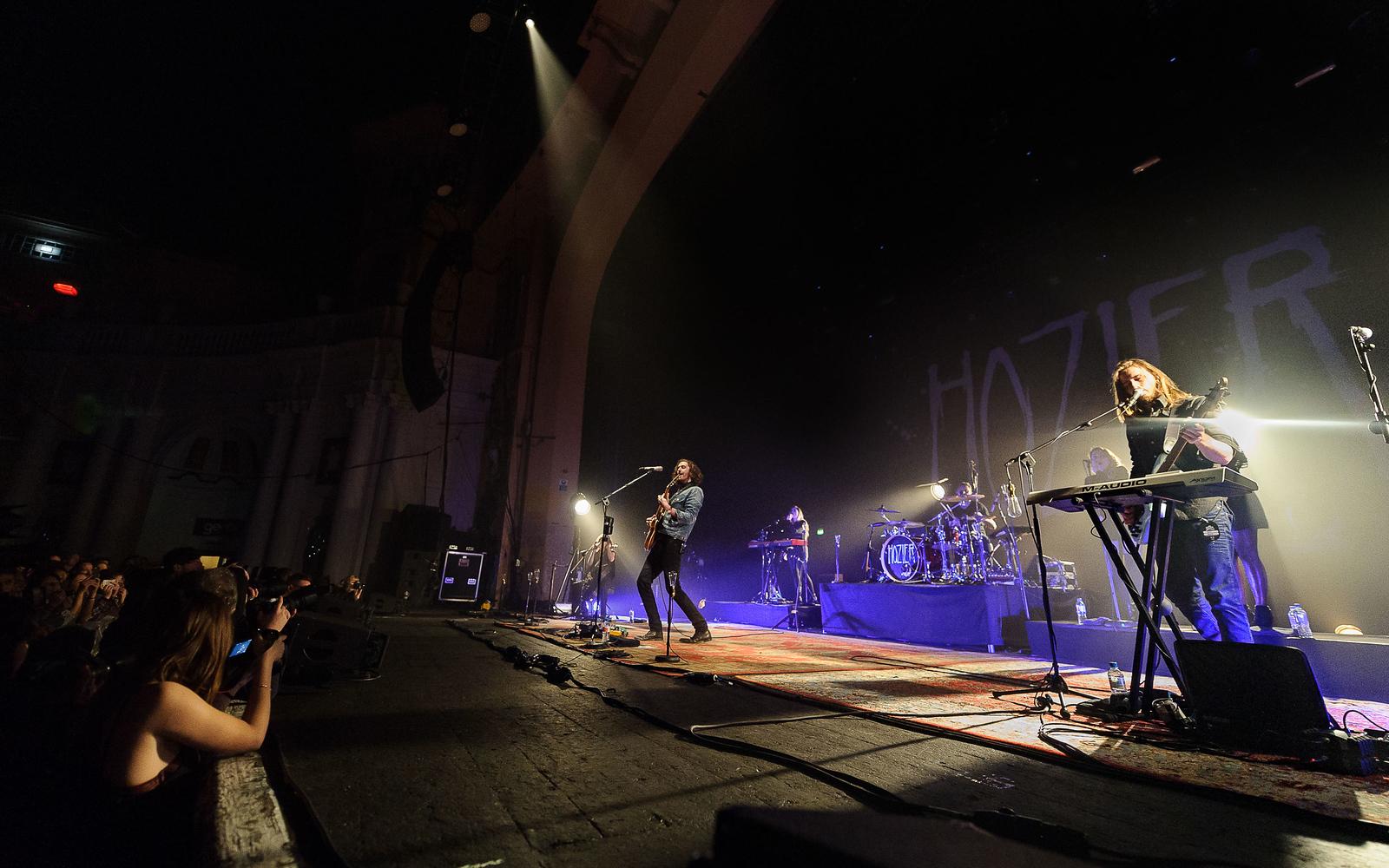 Hozier @ O2 Academy Brixton 29/01/16