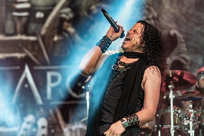 Jeff Scott Soto | Sons Of Apollo