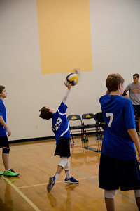 Volleyball, 8th Grade, Finn (11 of 199)