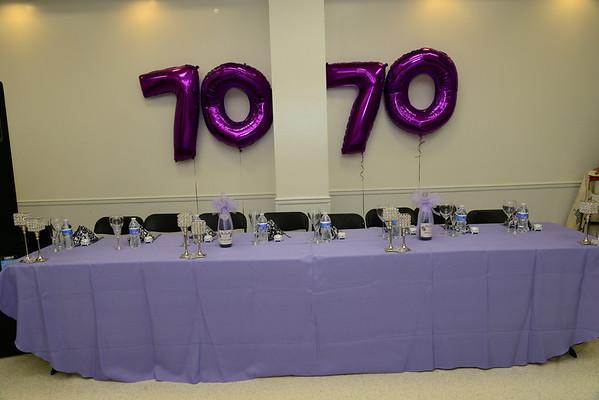 MRS.BISOLA AYILARA 70th BIRTHDAY CELEBRATION
