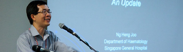 Dr Ng Heng Joo on updates of new anticoagulants