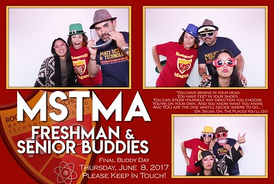 MSTMA/Freshman and Senior Buddies