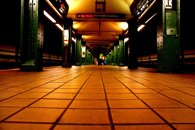 NYC Subway  -- click image for larger view
