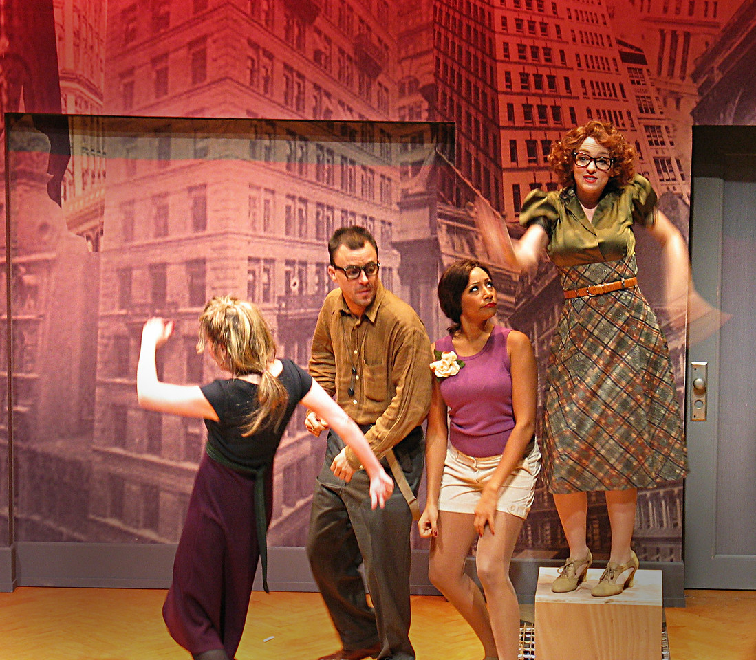 Musical Comedy based on the writings of Woody Allen