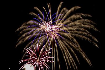 MVT Fireworks Show - June 25, 2016