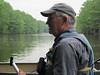 Geoff Giles spotted lots of birds, including prothonotary warblers and a barred owl.