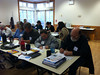 """MWEE Leadership Institute participants engaged in """"Create a Critter"""" exercise."""