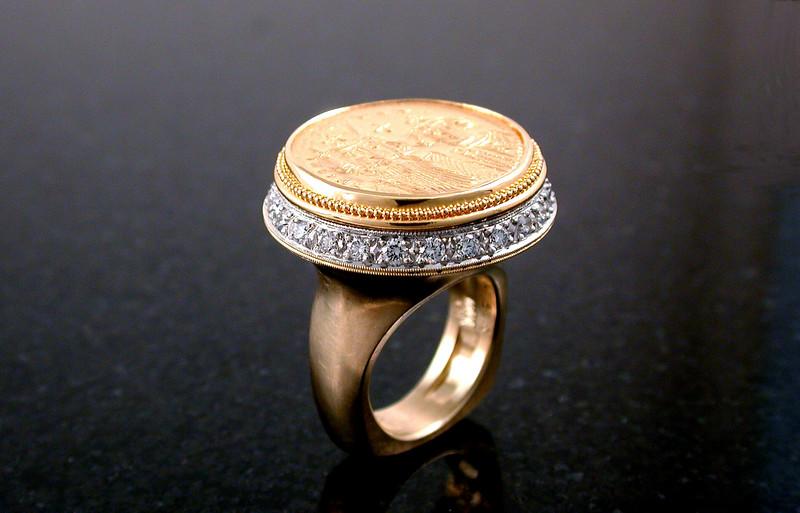 94 coin ring dia bzl