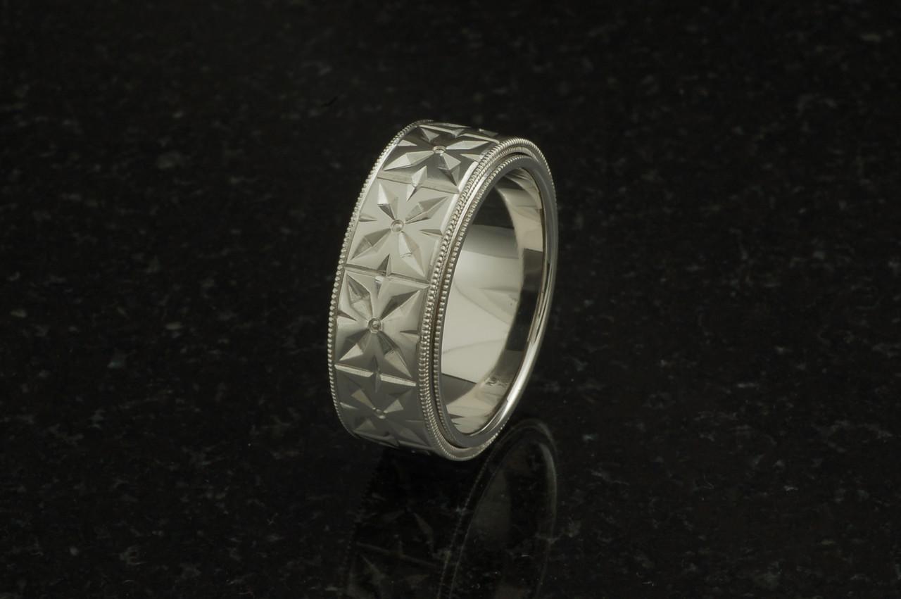o537 PLat clr spin ring