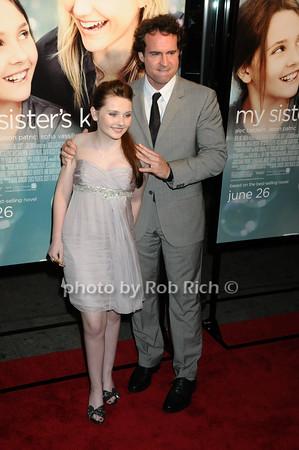 Abigail Breslin, Jason Patric