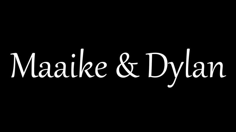 Maaike & Dylan