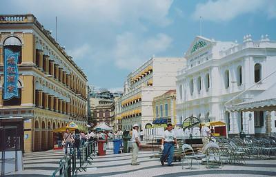 Macau, Avenida de Almeida Ribiero SM