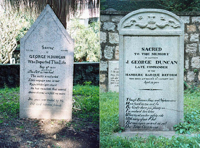 Macau, Old Protestant Cemetery 3 SM