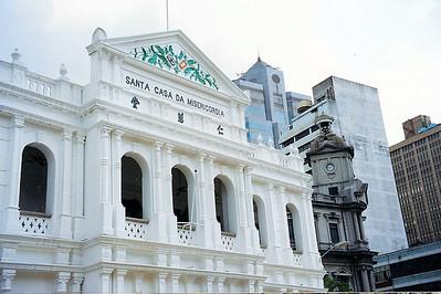 Macau, Santa Casa de Misericordia SM