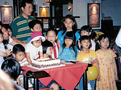 Macau, Childrens' Birthday Party 3 SM