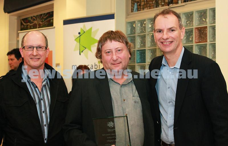 20-05-2012. Maccabi Victoria Sports & Achievement Awards for 2011. Blake Street Hebrew Congregation. Photo: Lochlan Tangas