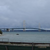 The famous Mackinaw Bridge