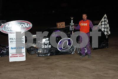 Macon Speedway'15 Herald Review 100