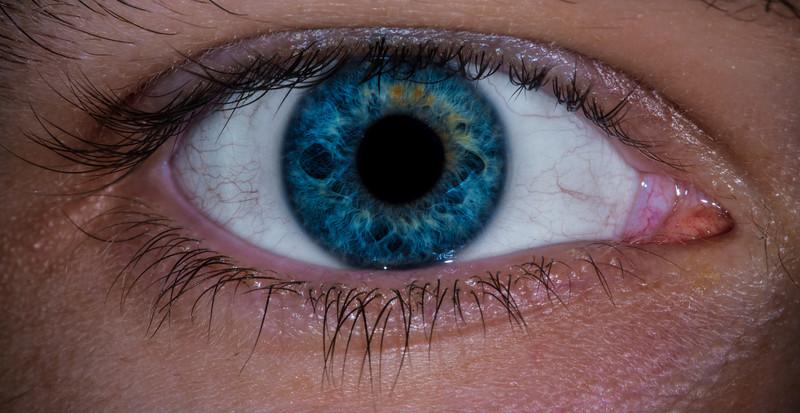 Blue Eyed Galaxy