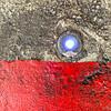 Asphalt art series - blue light