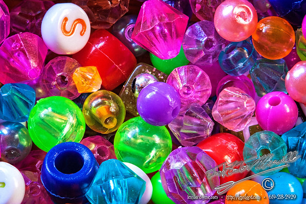 by Jack Foster Mancilla - LensLord™ PlasticBeads