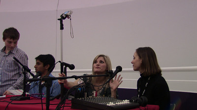 Cali shows iJustine Quickpod 5