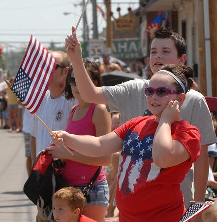 Chesterfield Fourth of July Parade.