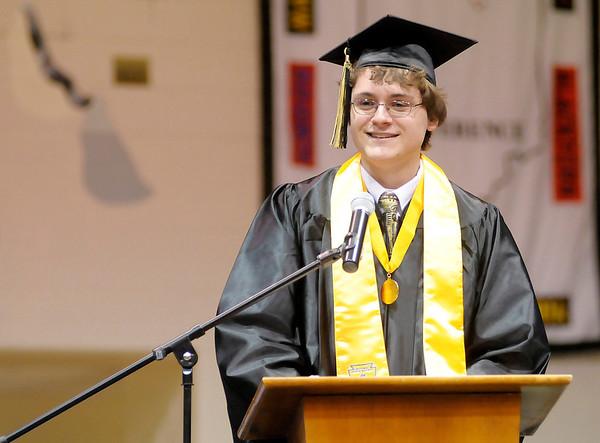 Madison-Grant graduation on Saturday.