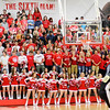 Don Knight |  The Herald Bulletin<br /> The Eagles Nest at Frankton was packed for their game against Lapel.