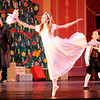 Don Knight |  The Herald Bulletin<br /> Lucy Kelley-Rigney portrays Claire in the Anderson Young Ballet Theatre's production of the Nutcracker on Wednesday.