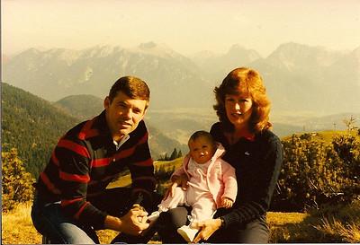 Garmisch, West Germany.  New addition, McKenna.  1986