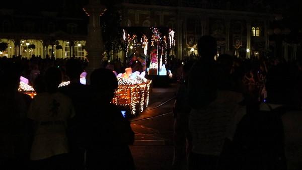Magic Kingdom Electric Parade