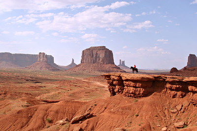 USA - Monument Valley, Arizona