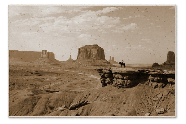 USA - The Old West, Monument Valley, Arizona