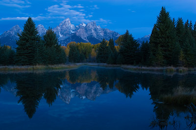 USA - The Tetons