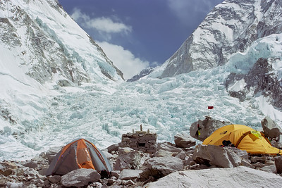 Nepal - Everest Base Camp and the Khumbu Icefall