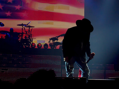 Axl Rose at The Joint, Las Vegas