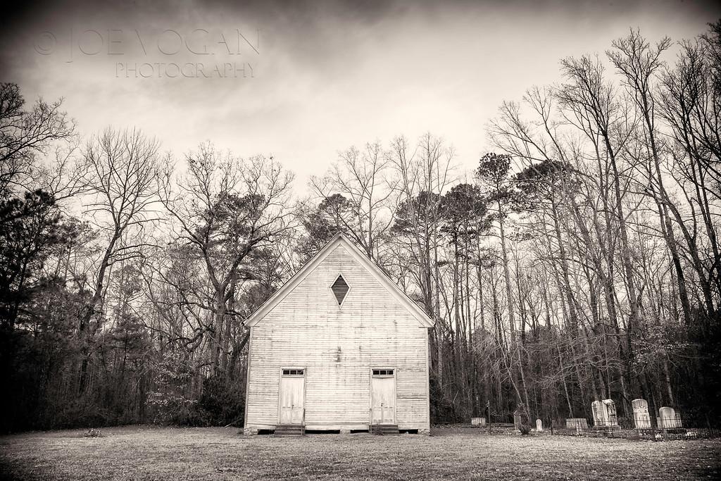 Hopewell Baptist Church, Jasper County, Georgia